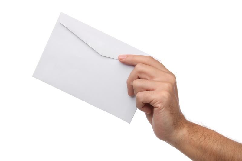 Voorbeeldbrief