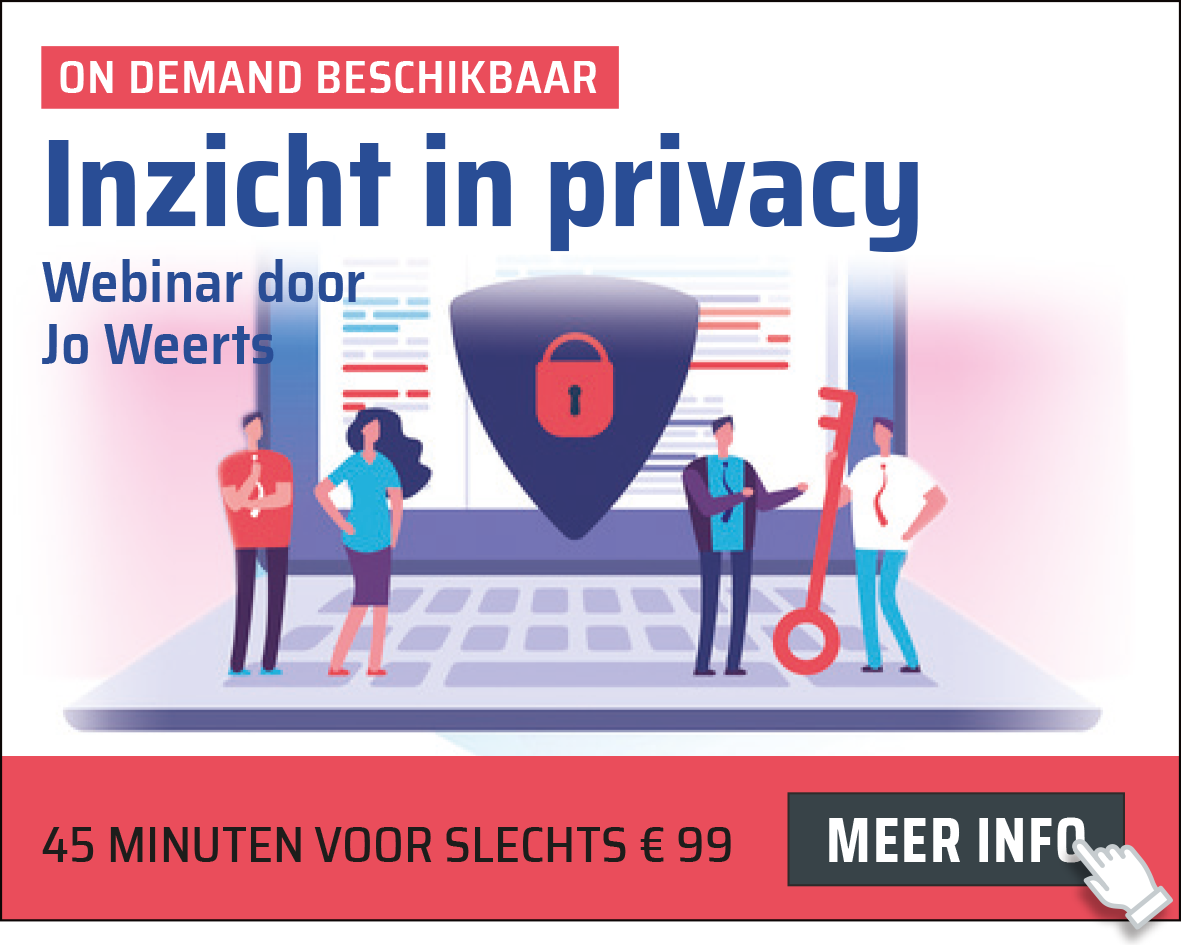 Inzicht in privacy